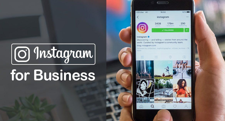 Instagram'da İş Profili Oluşturma