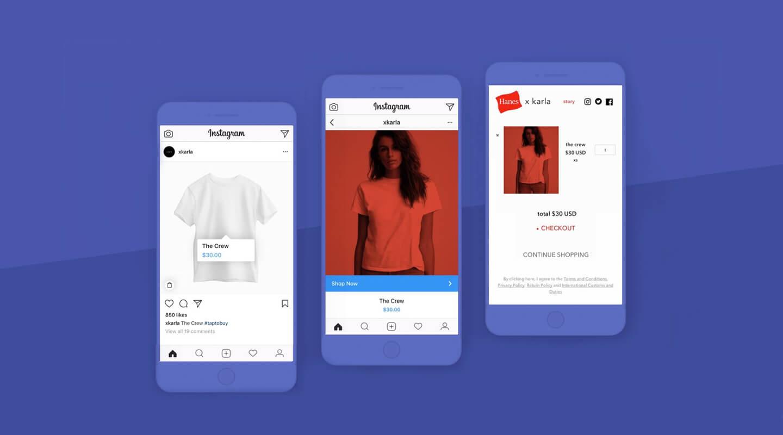 Instagram'da Alışveriş Yapmanın Yeni Yolları