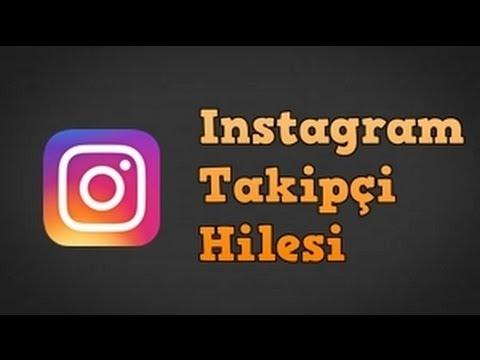 instagram takipçi hilesi nedir ?