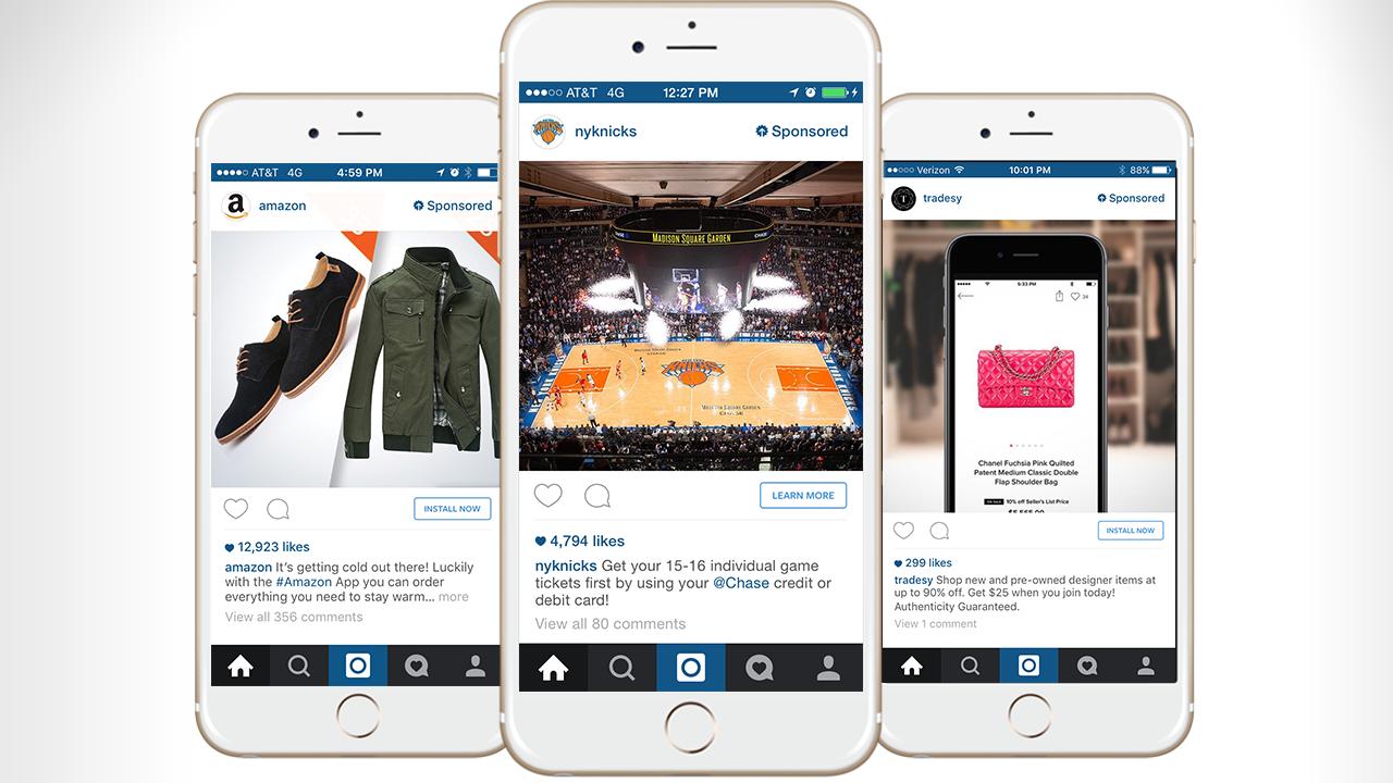instagram reklami nasil verilir